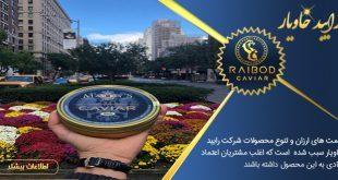 نمایندگی خاویار در تهران