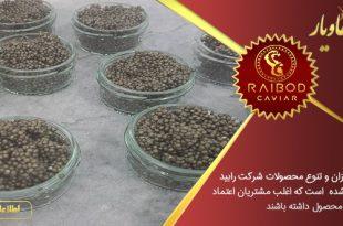 خاویار ایرانی بازار قوی دارد