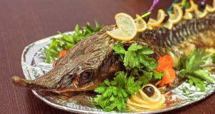 ماهی خاویار مغذی ترین گوشت دریایی