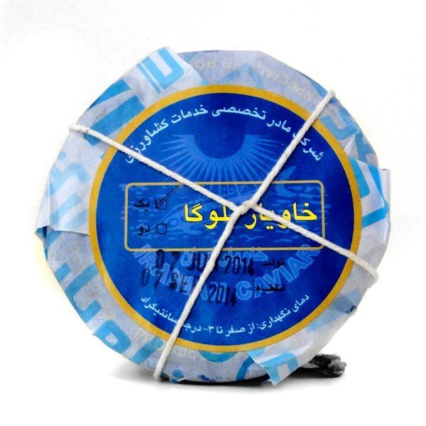 فروش خاویار رقم 1 شیلات ایران