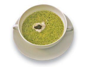 سوپ خاویار