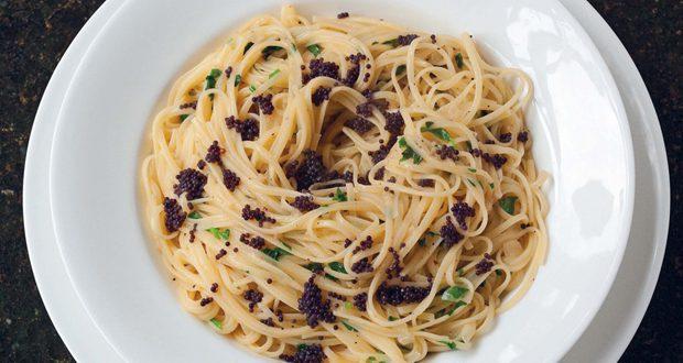 خاویار اسپاگتی