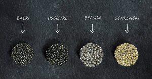 خرید خاویار الماس